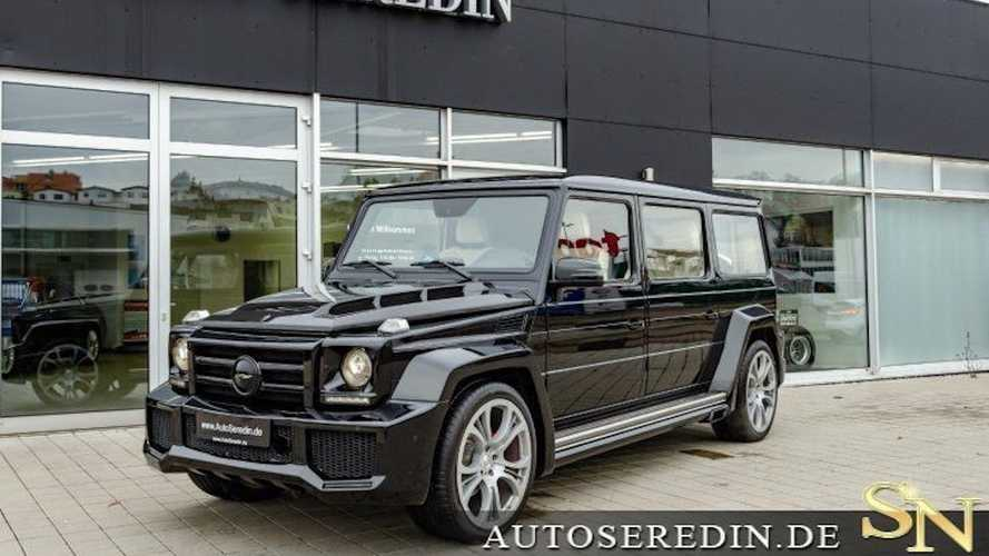 Mercedes-AMG G63 Limo For Sale by Auto Seredin