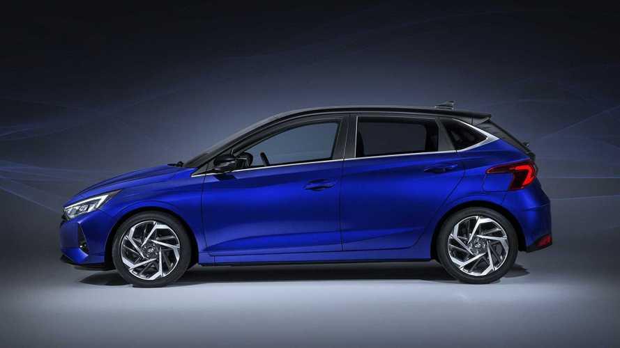 Hyundai i20 2020, fotos filtradas