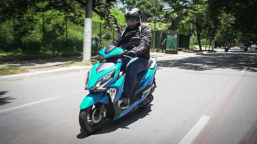 Scooters em setembro: Honda Elite tem o melhor mês do ano