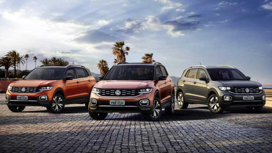 Volkswagen T-Cross, Jetta e até os GTS ficam mais caros; veja nova tabela