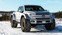 Arctic Trucks Ford F-150 Teaser