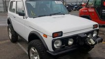 1981 Lada Niva for sale
