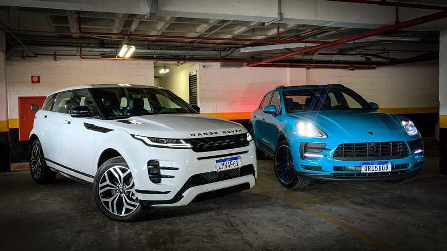 Comparativo: Novo Ranger Rover Evoque consegue superar o Macan?
