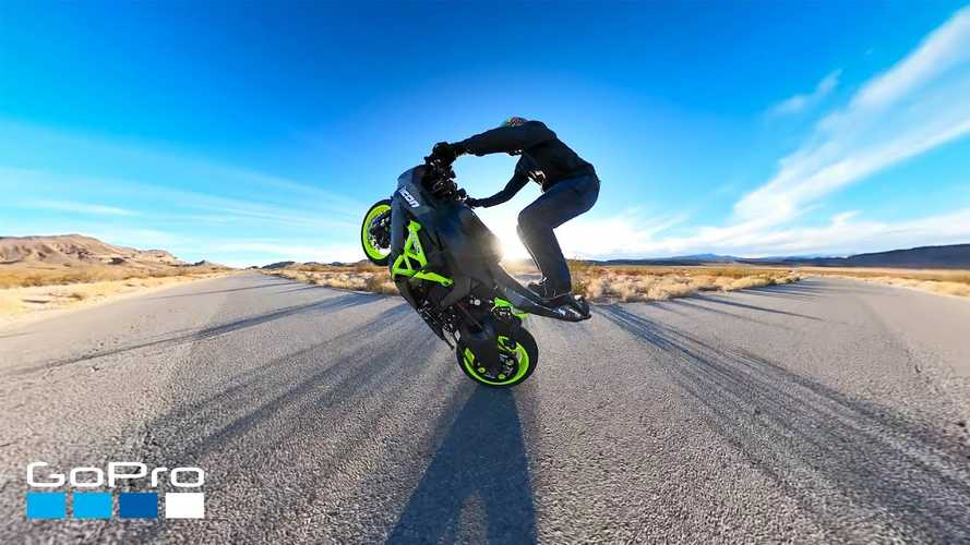 Want To Wheelie? This Is How You Wheelie.