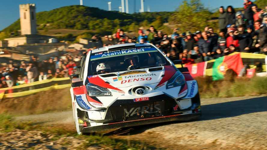 Toyota Gazoo Racing Rilis Susunan Tim untuk WRC 2021