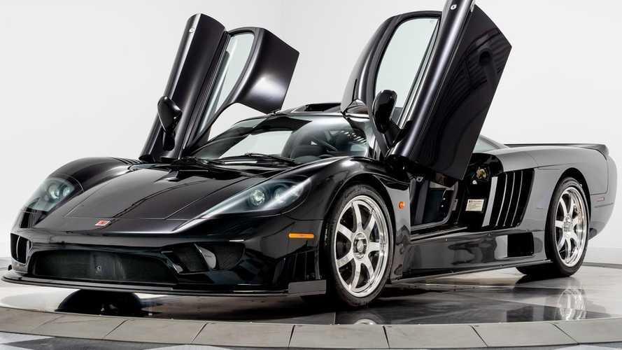 1.5 millió dollárért kínálják eladásra ezt a Saleen S7 TT-t