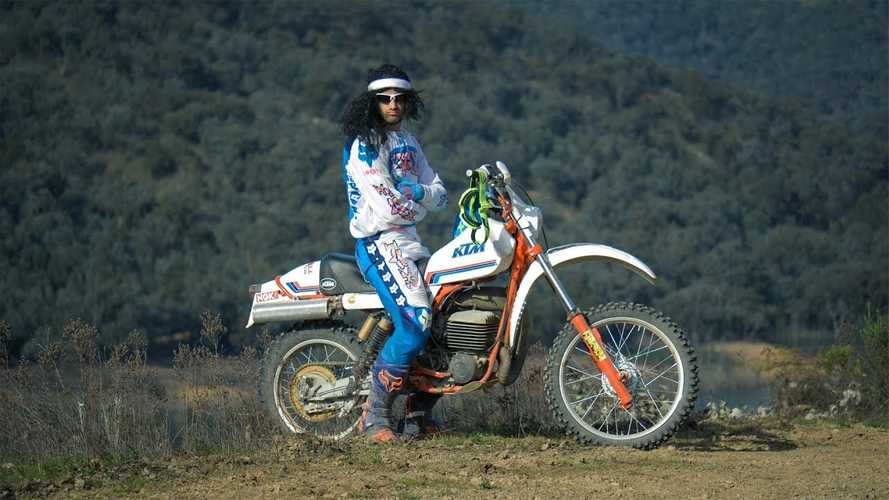 This Is The '80s-Inspired KTM Enduro Video We All Need