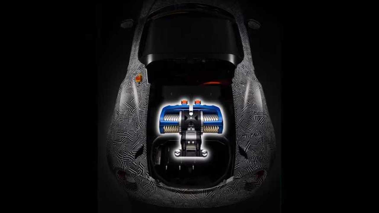 Moteur électrique Yamaha