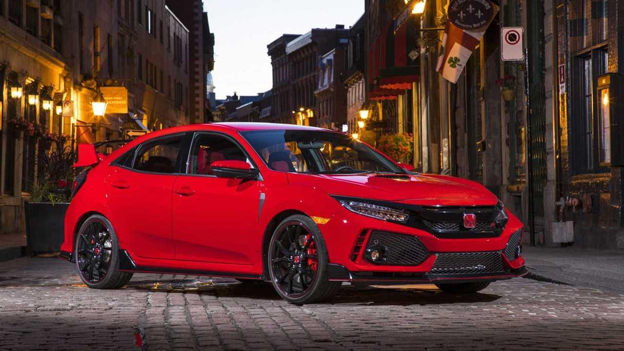 2018+ Honda Civic Type R