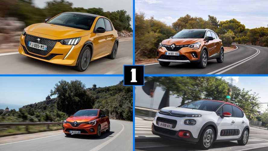 DIAPORAMA - Quelles seront les dix voitures les plus vendues en France en 2020 ?