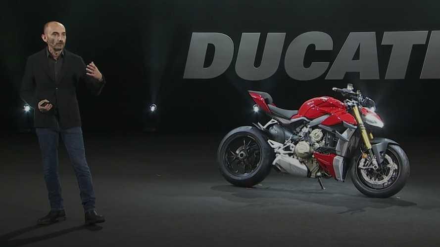 Ducati: Domenicali apre alla Streetfighter V2