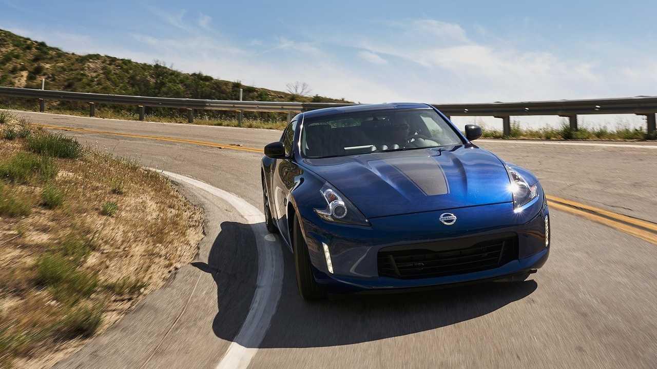 Nissan 370Z V6 328 ch - 60 %