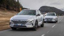 Hyundai Nexo consegnate a Bolzano