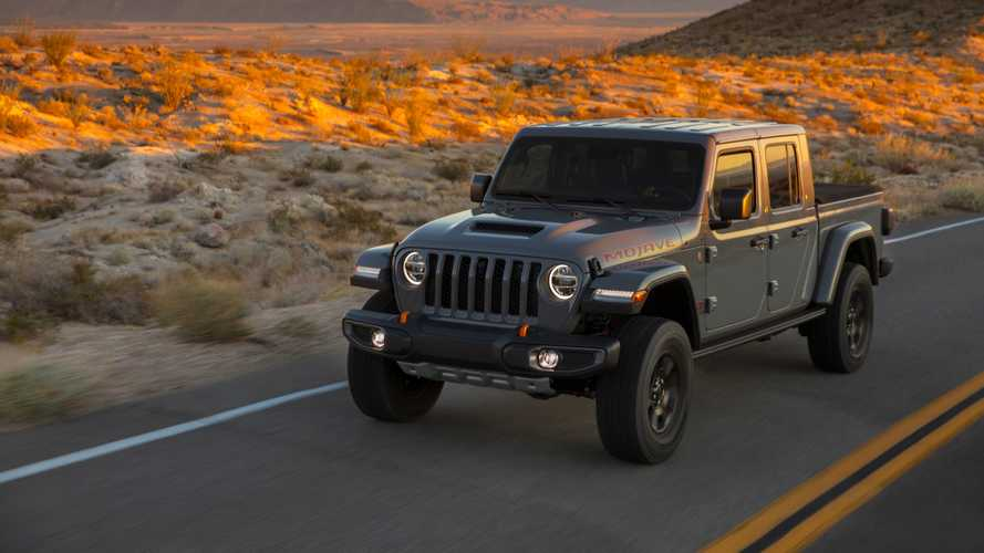 Jeep Gladiator Diesel Will Cost Over $40,000: Report