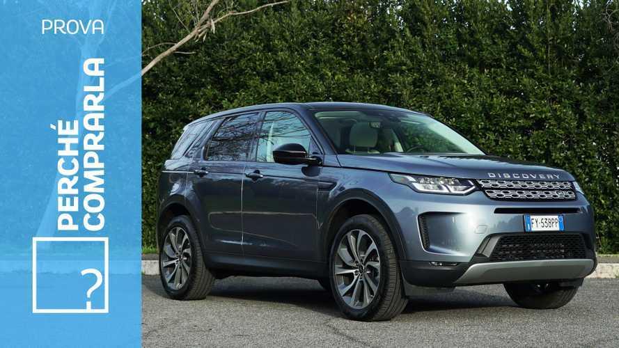 Land Rover Discovery Sport (2020), perché comprarla e perché no