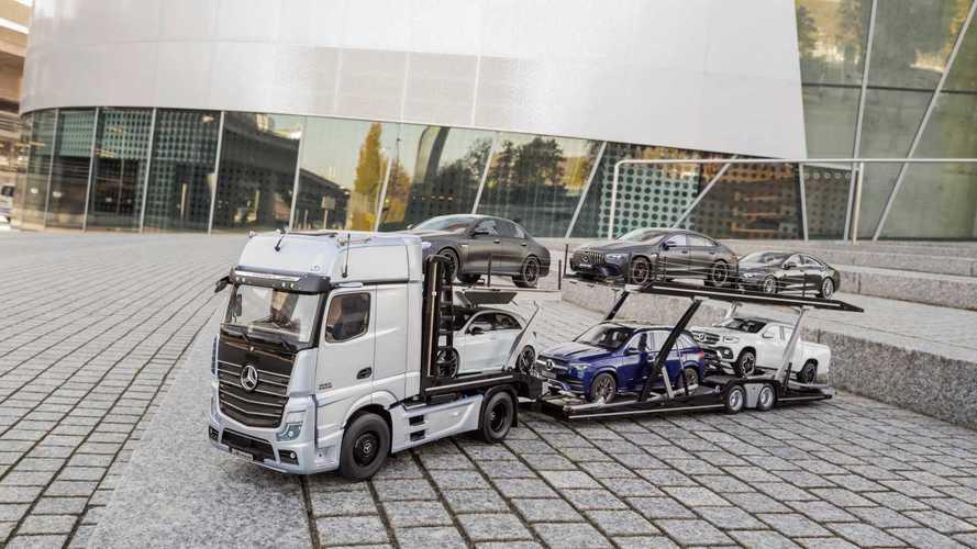 Modellismo, è il momento dei big truck