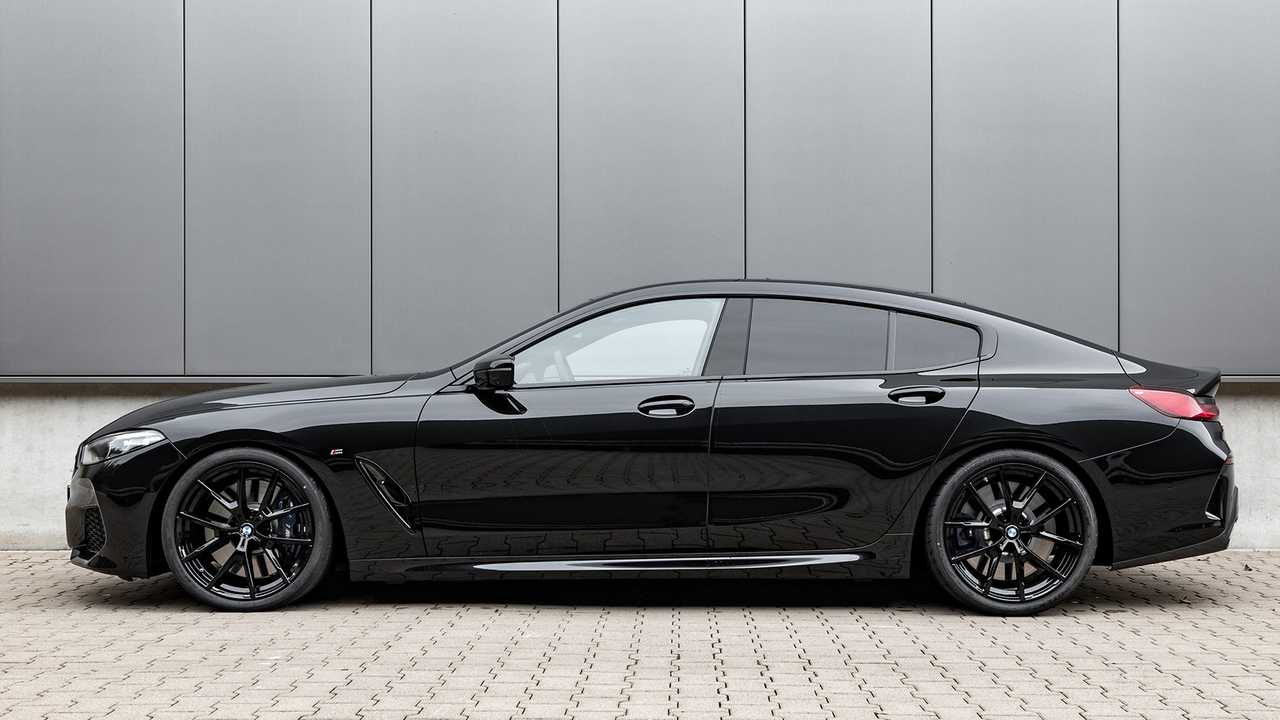 H&R BMW 8er Gran Coupé