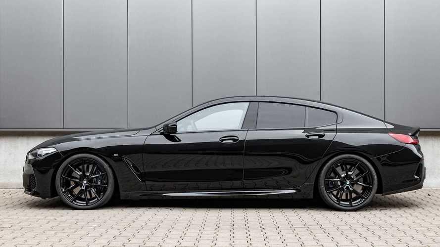 H&R-Sportfedern für das BMW 8er Gran Coupé