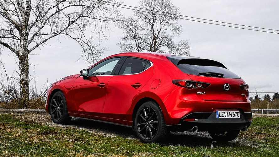 Mazda 3 Skyactiv-X im Motor1-Dauertest: Teil 2