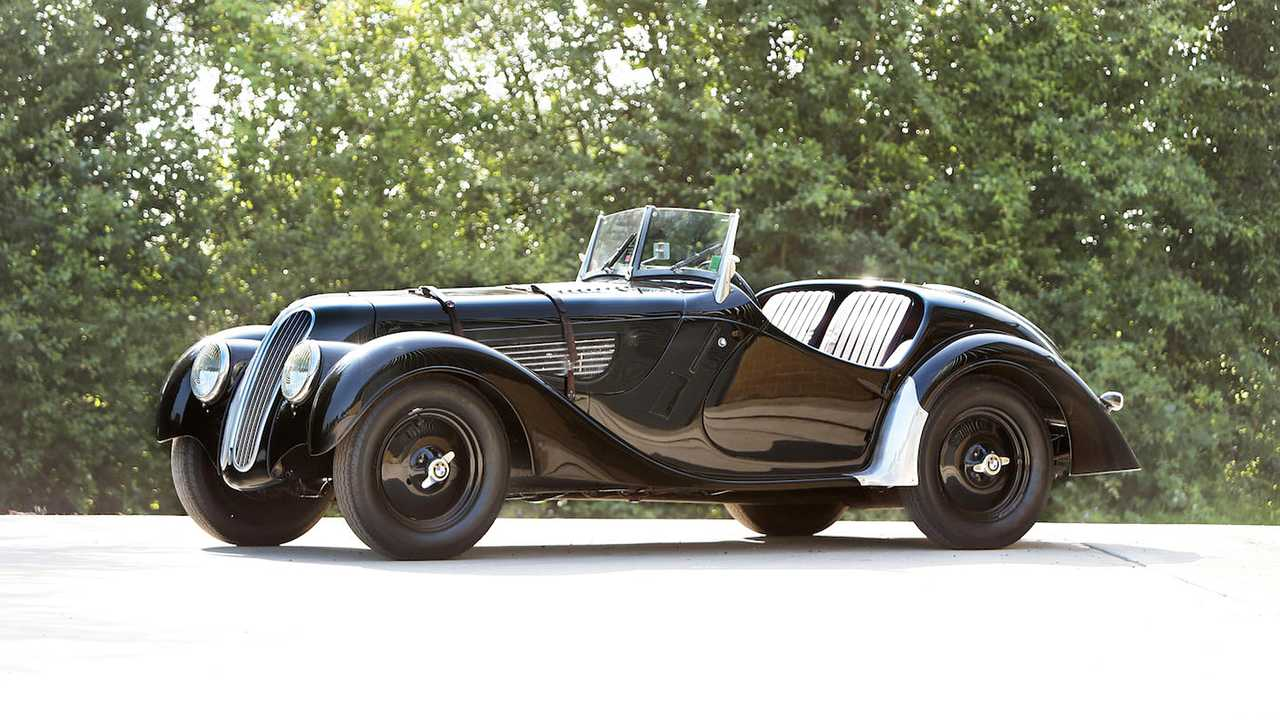 BMW 328 Roadster (1937) - 901.475 euro