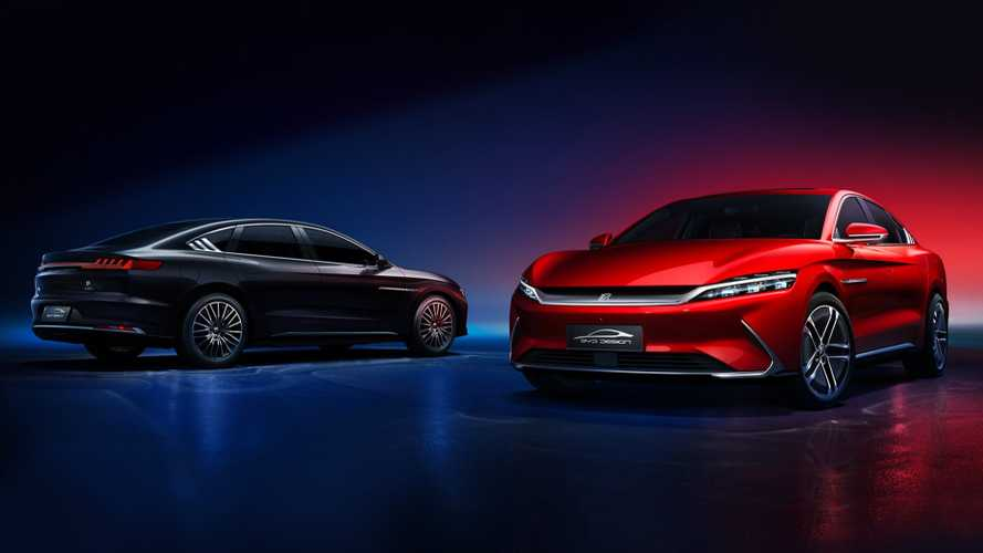 BYD Han Electric And Plug-In Hybrid Sedan: Everything We Know