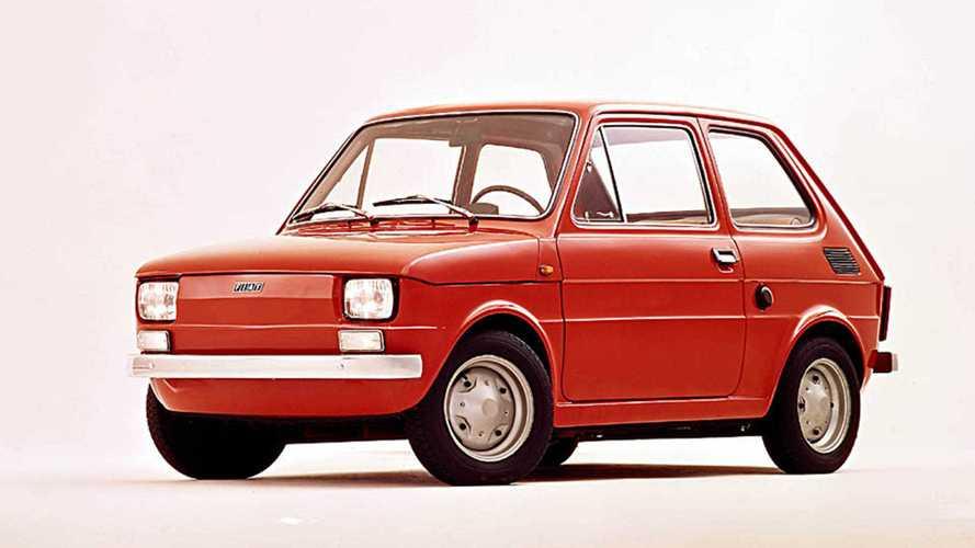 Fiat 126 (1972-2000): Kennen Sie den noch?
