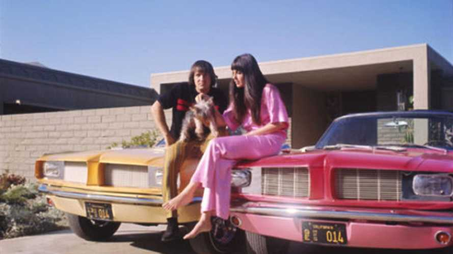 We've got two, babe! Sonny and Cher's custom Mustangs