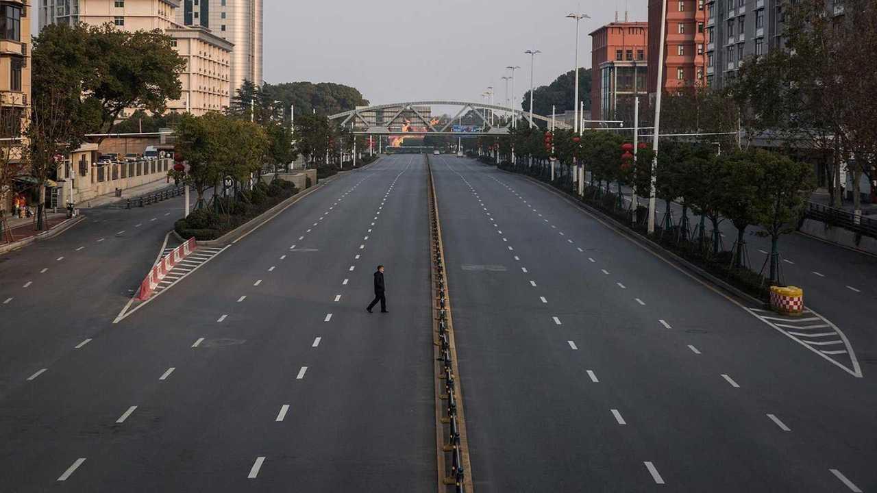 Empty Streets COVID-19