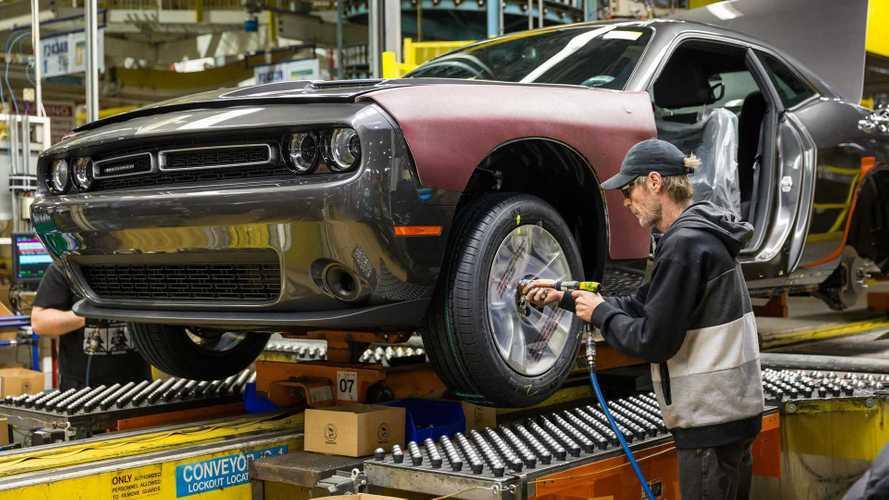 FCA chiude anche le fabbriche in Nord America