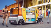 Rinspeed MetroSnap (2020): Modular aufgebautes Elektro-Shuttle