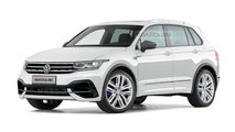 vw tiguan r crossover renderings