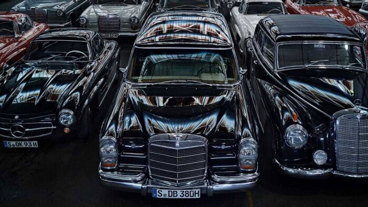 'Holy Halls' Mercedes Book Is Basically A  Work Of Art