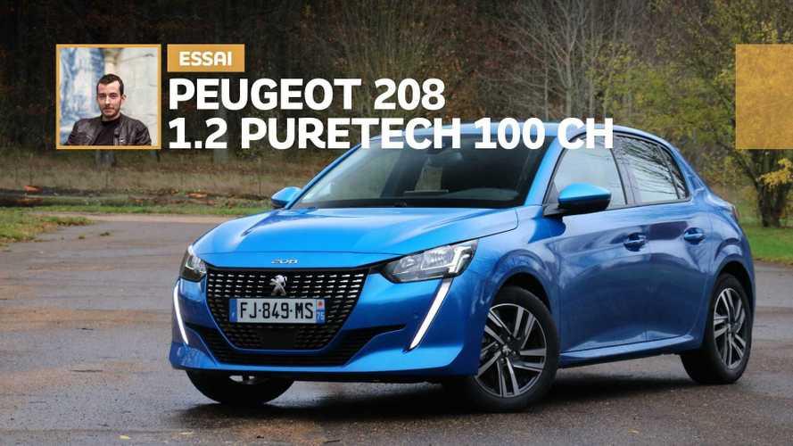 Essai Peugeot 208 1.2 PureTech 100 ch - Que demander de plus ?