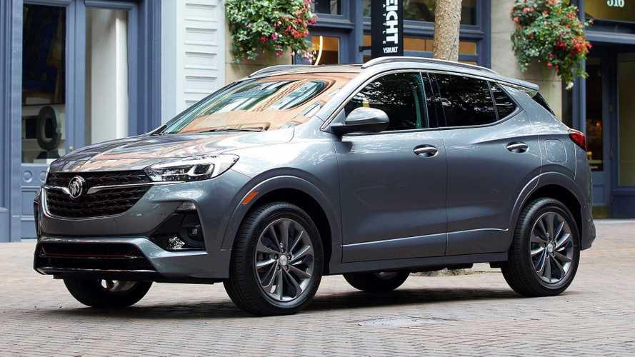 2021 Buick Encore GX Details Emerge: Styling Tweaks, More Tech