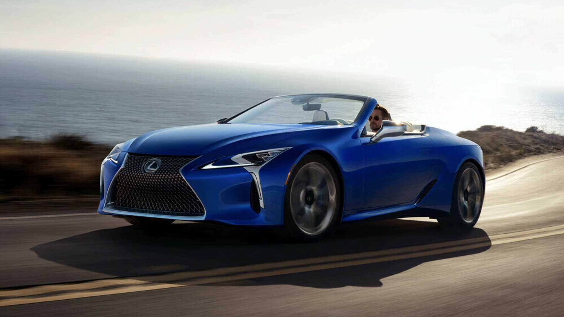 "[""One-Of-A-Kind 2021 Lexus LC 500 Vert Sells For $2 Million""]"