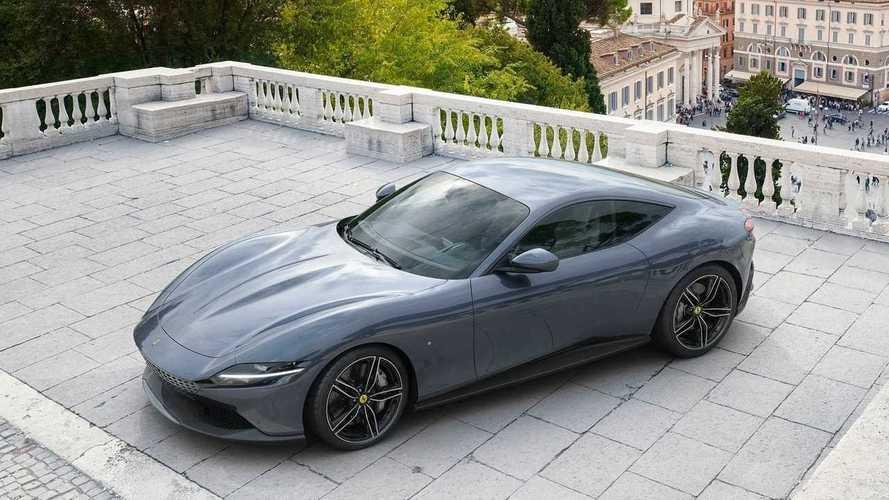 Malgré la crise, les commandes sont au plus haut pour Ferrari