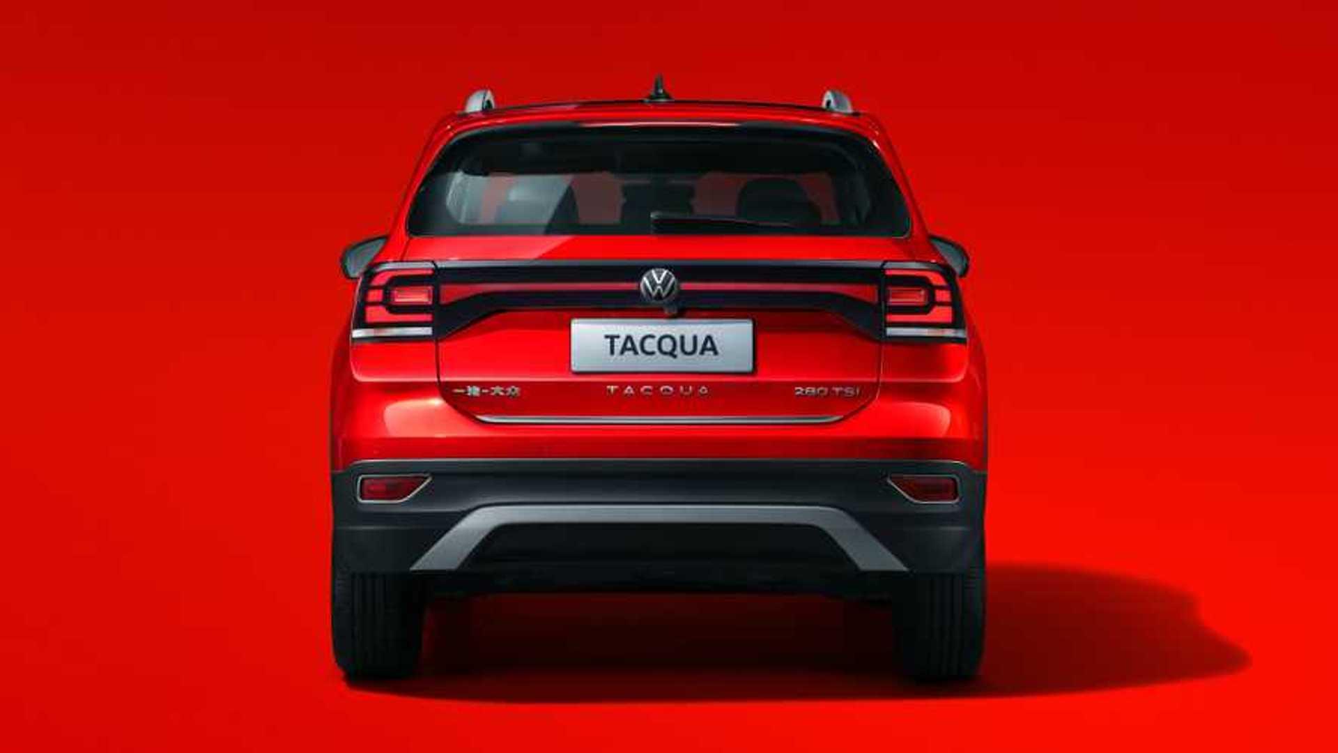 Volkswagen Tacqua - China