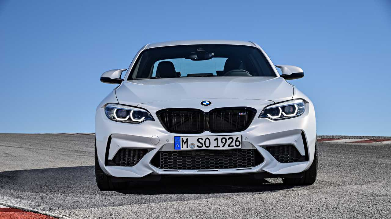 8. 2019 BMW M2 Competition: 6.7/10