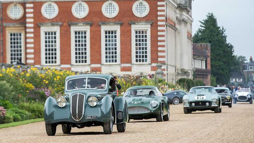 Special AutoClassics price for Hampton Court Concours tickets!