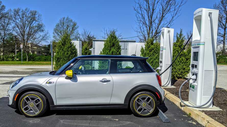 MINI Renames The Cooper SE 'Corona Spoke' Wheels 'Power Spoke'