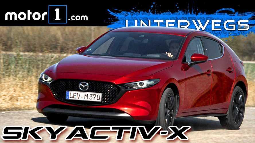 Video: Mazda 3 Skyactiv-X im Test - Ist dieser Motor sinnvoll?
