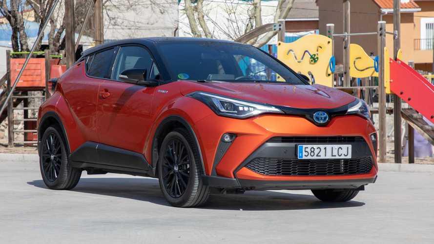 Prueba Toyota C-HR 180H 2020: con etiqueta Eco y 184 CV de potencia