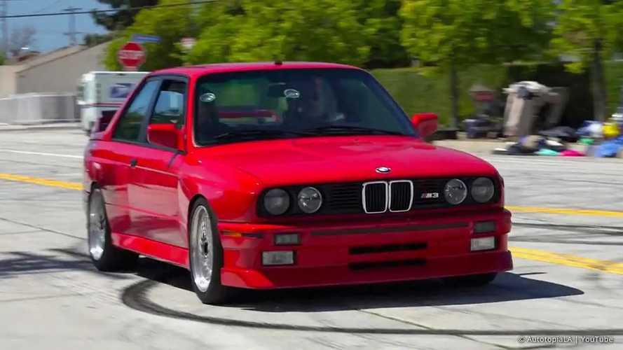 BMW E30 M3 mit Motor aus BMW E46 M3