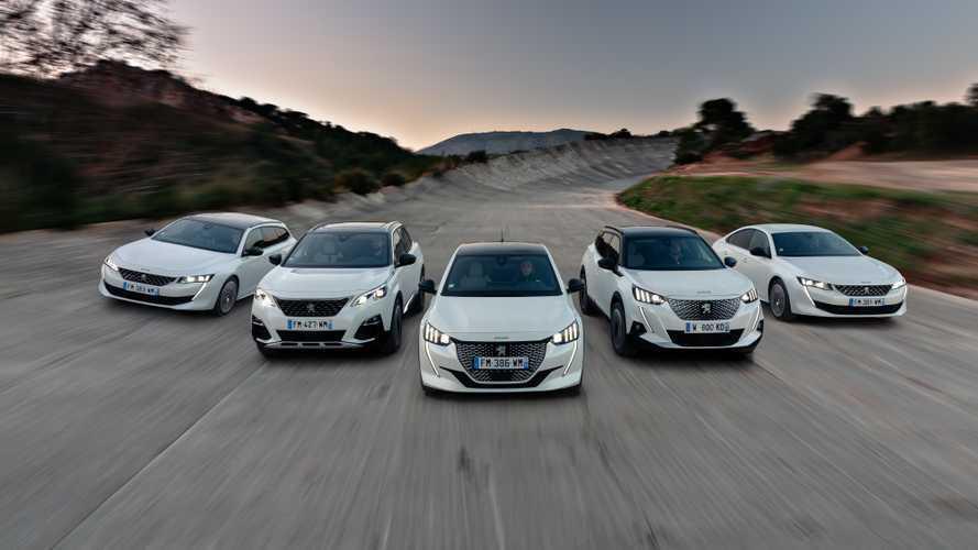 Gama híbrida y eléctrica de Peugeot, a prueba: del e-208 al 3008 Hybrid4