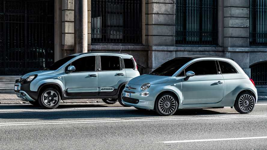 Electrified 500 and Panda revealed as Fiat's first mild hybrids