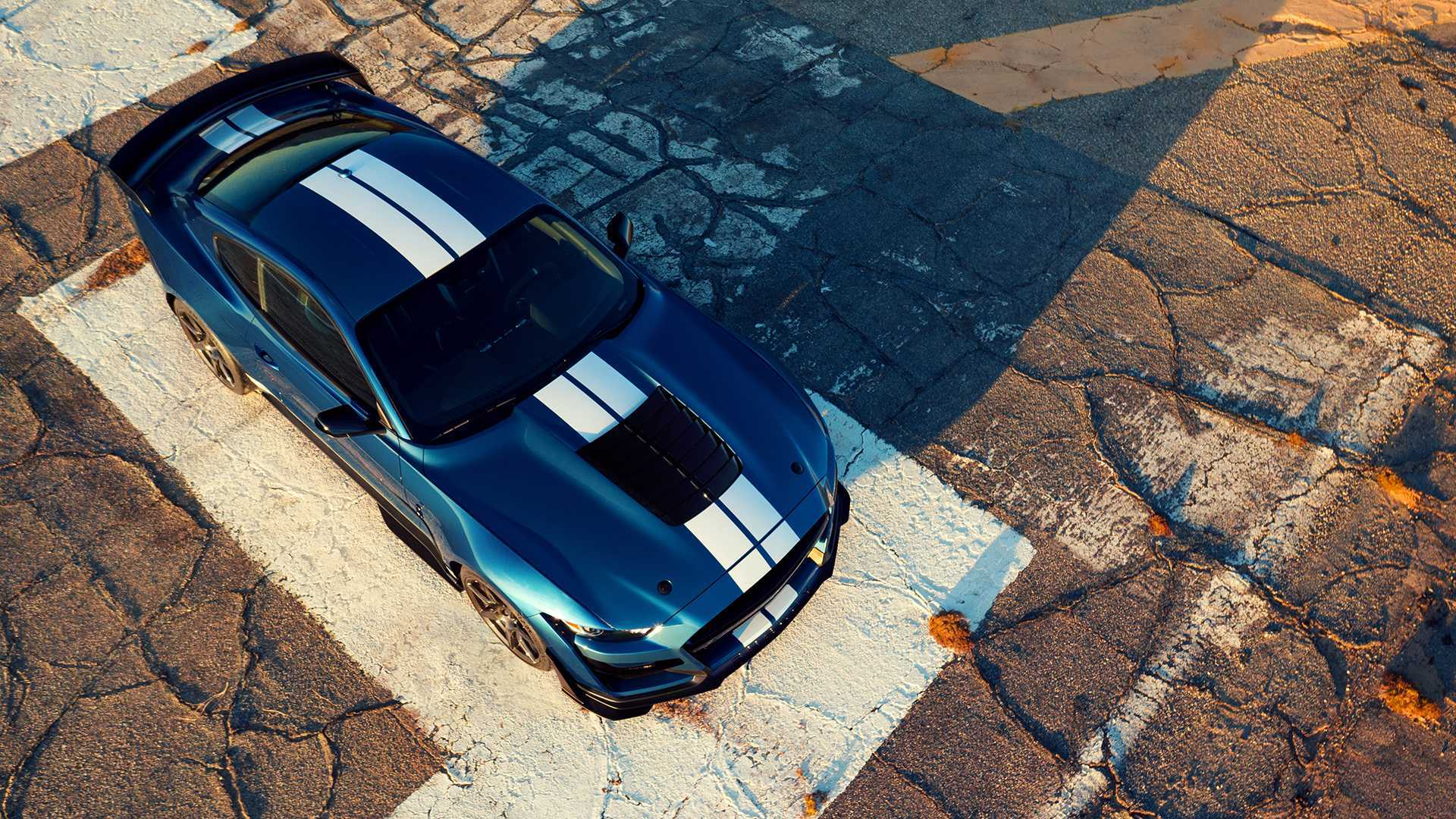 """[""""It's Time To Win A 2020 Ford Shelby GT500""""]"""