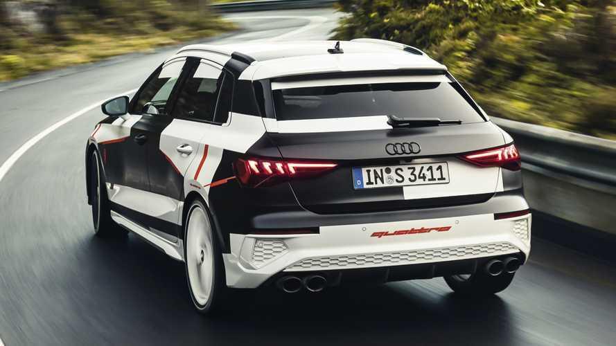 Vive en directo la presentación del Audi A3 Sportback 2020