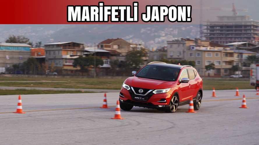 2019 Nissan Qashqai | Geyik Testi