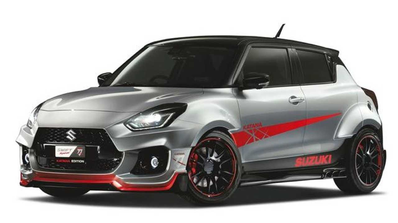 Suzuki Swift Sport Katana Edition