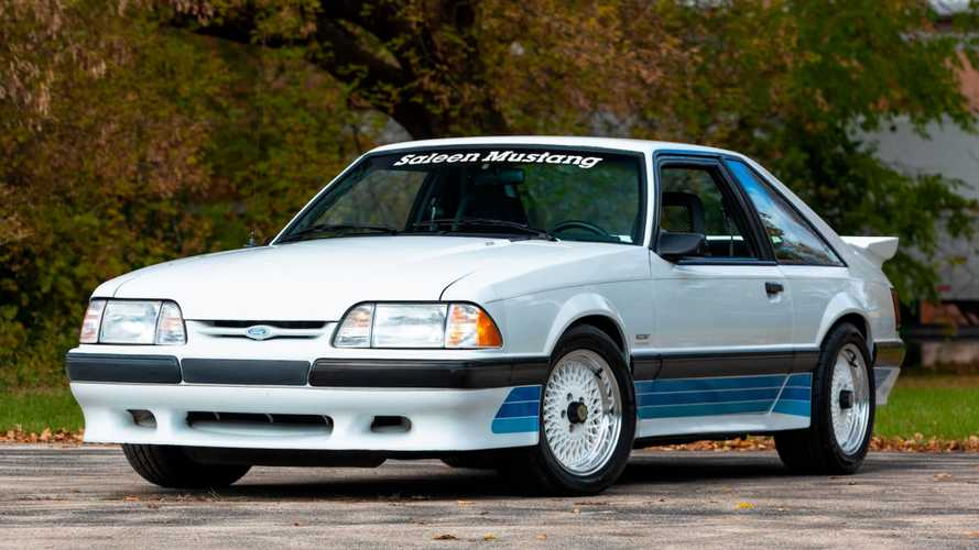 Mecum-Bound Colin Comer Collection Has Saleens, Shelbys, And More
